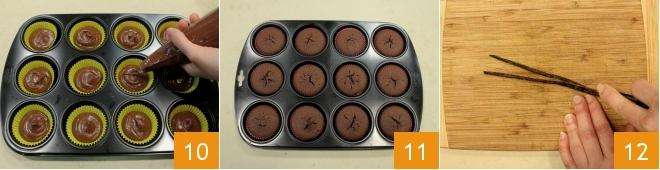 Cupcake: petits gâteaux au miel