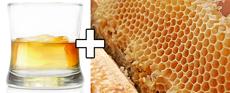 miel et whisky