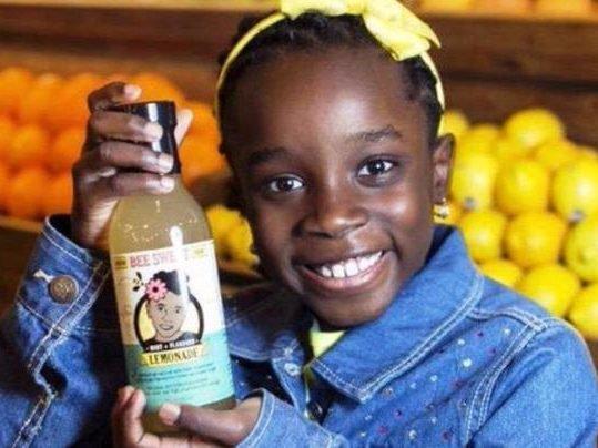 Mikaila Ulmer et  BeeSweet Lemonade