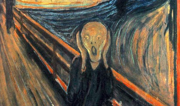Edvard Munch-TheScream - le cri 1893
