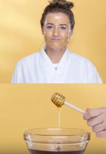 miel et beauté
